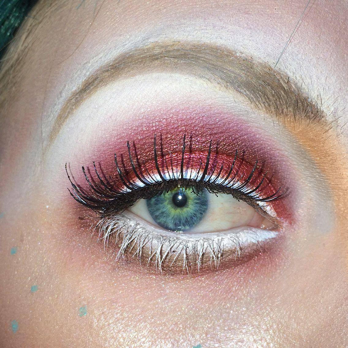 Illamasqua: Makeup Collections - Meghan Did It