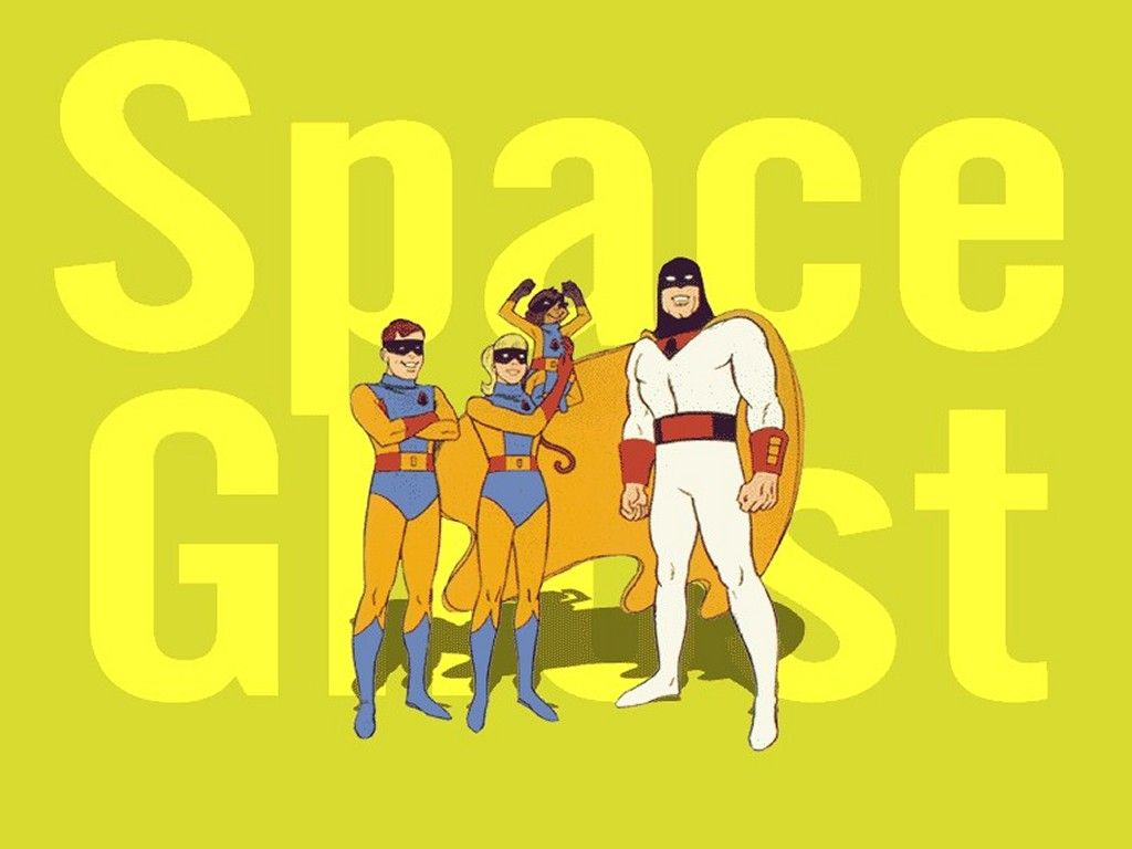 Spaceghost Space Ghost Cartoon Photos And Wallpapers Space
