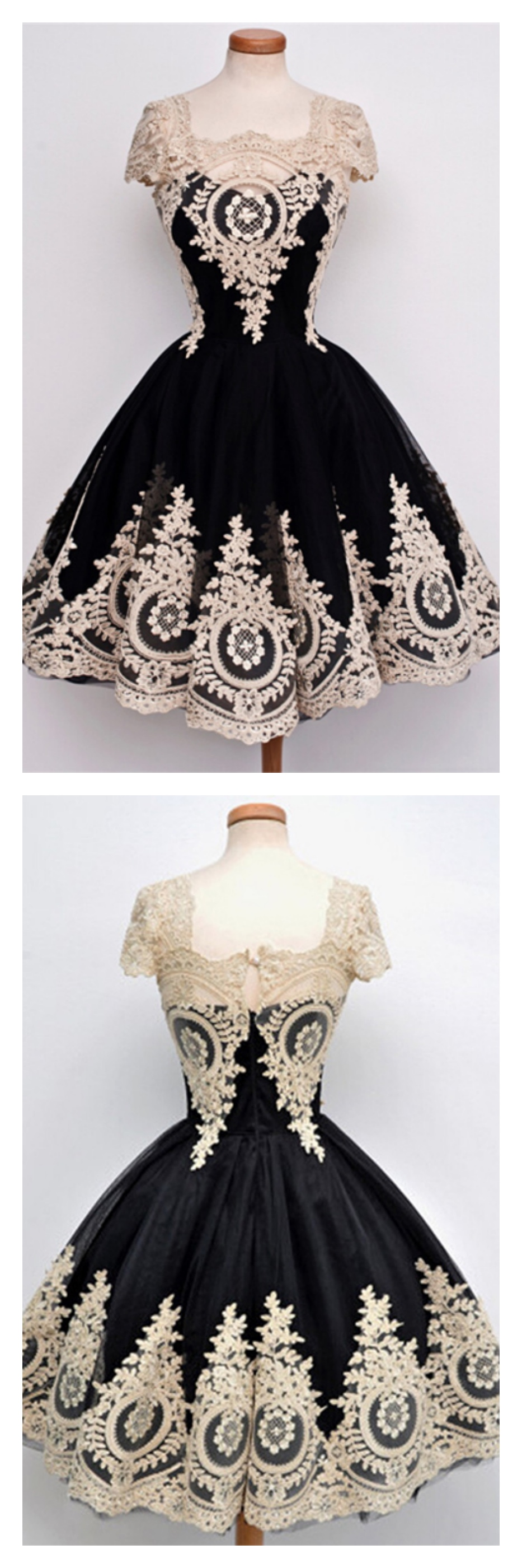 gorgeous homecoming dresses vintage short prom dresses