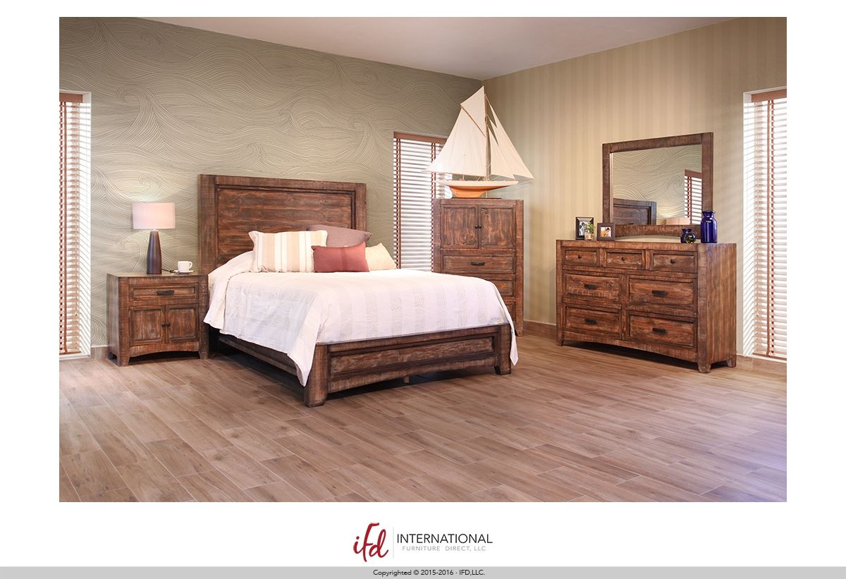 IFD :: 12 PORTO  Bedroom sets queen, King bedroom sets, Bedroom