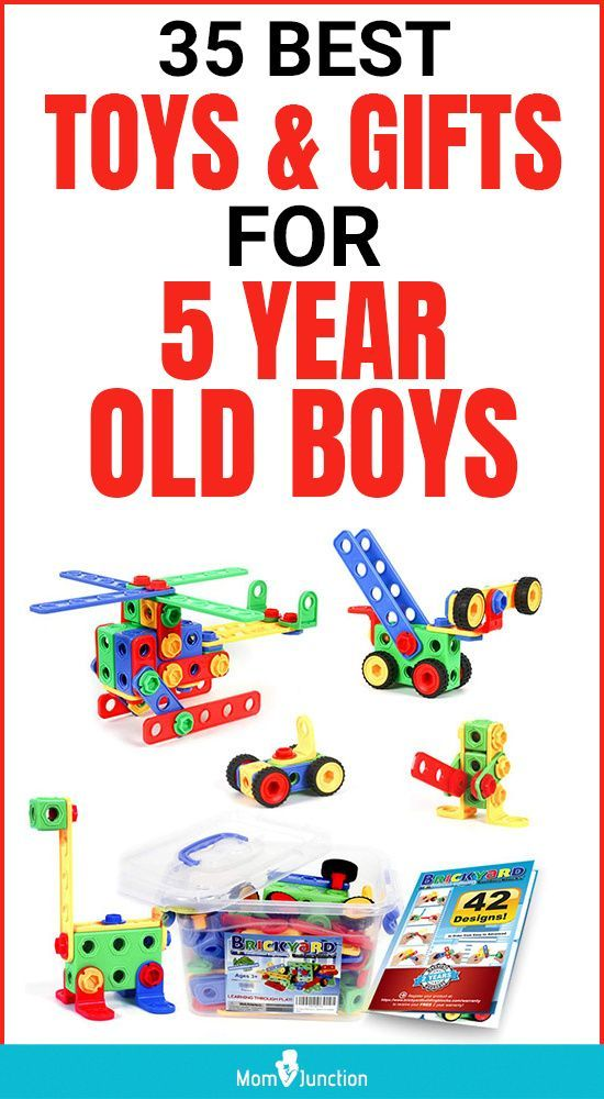 By the age of five, little boys become quite adept at grasping new concepts and ideas and demonstrating gross motor skills. When buying a gift for a boy this age, you can look for toys that can intrigue him, grab his attention, and spark his creativity.