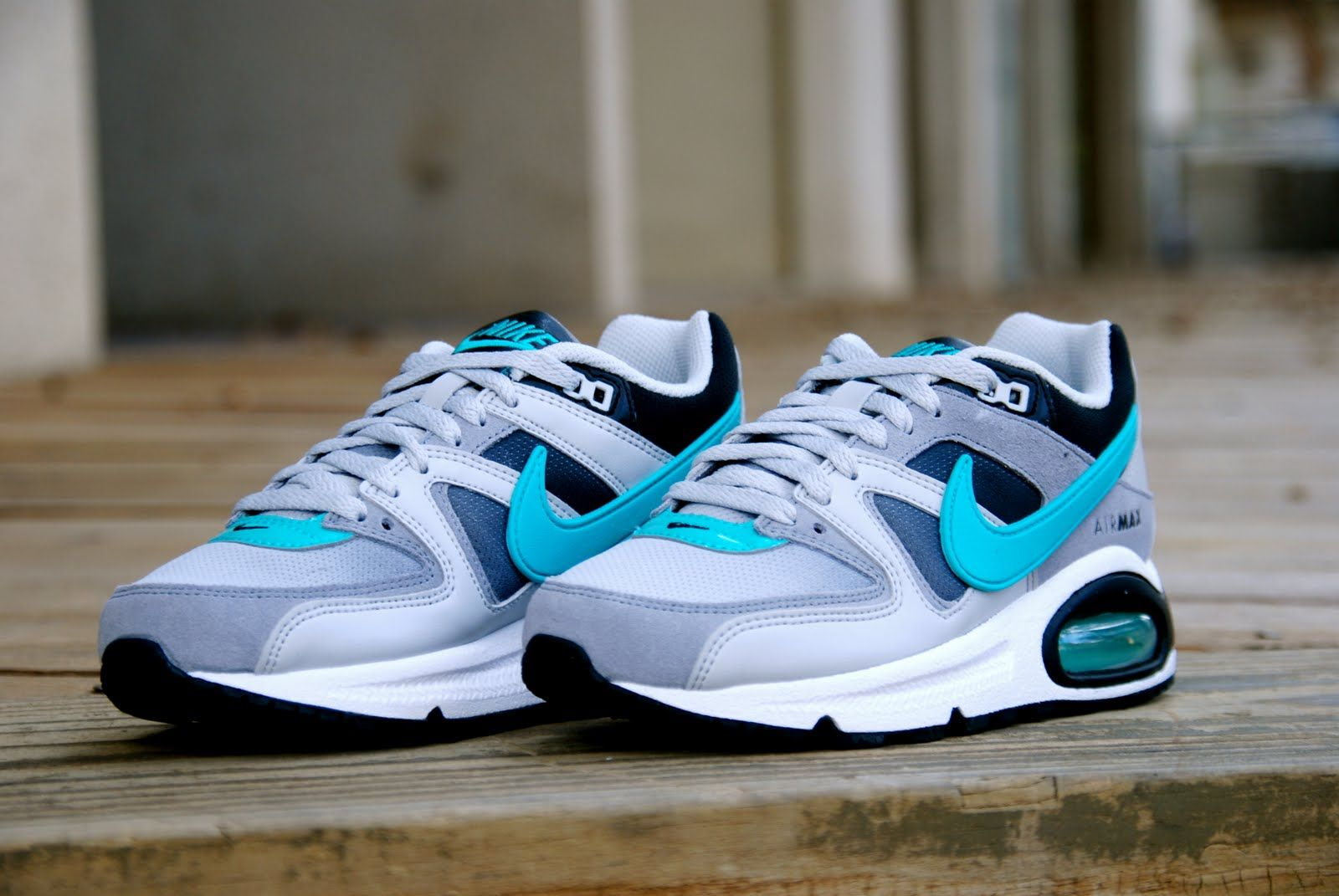 nouveau concept e8e2f f3078 Nike Air Max Command WMNS | Style / Well Dressed | Nike air ...