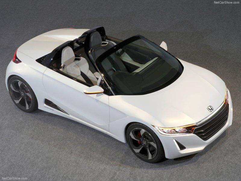 2014 Honda S660 Concept 2014 Upcoming Honda Cars Offering With Price:  Http://
