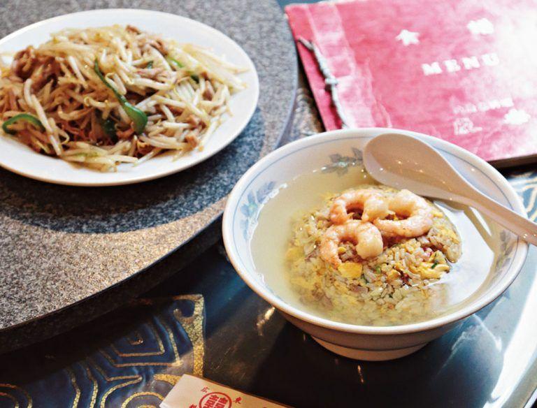 ひとり分の中華がうれしい ランチにもおすすめしたい 都内 中華料理店とは 食べ物のアイデア ドリンクレシピ 有楽町 ランチ