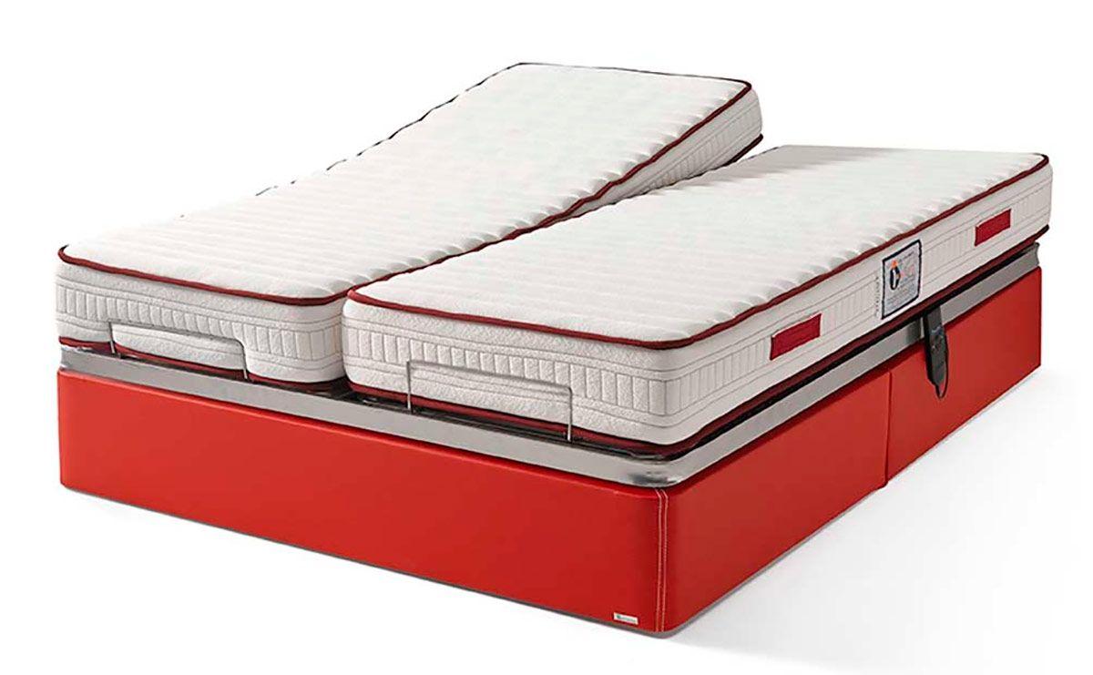 Todo sobre las camas articuladas eléctricas: características ...