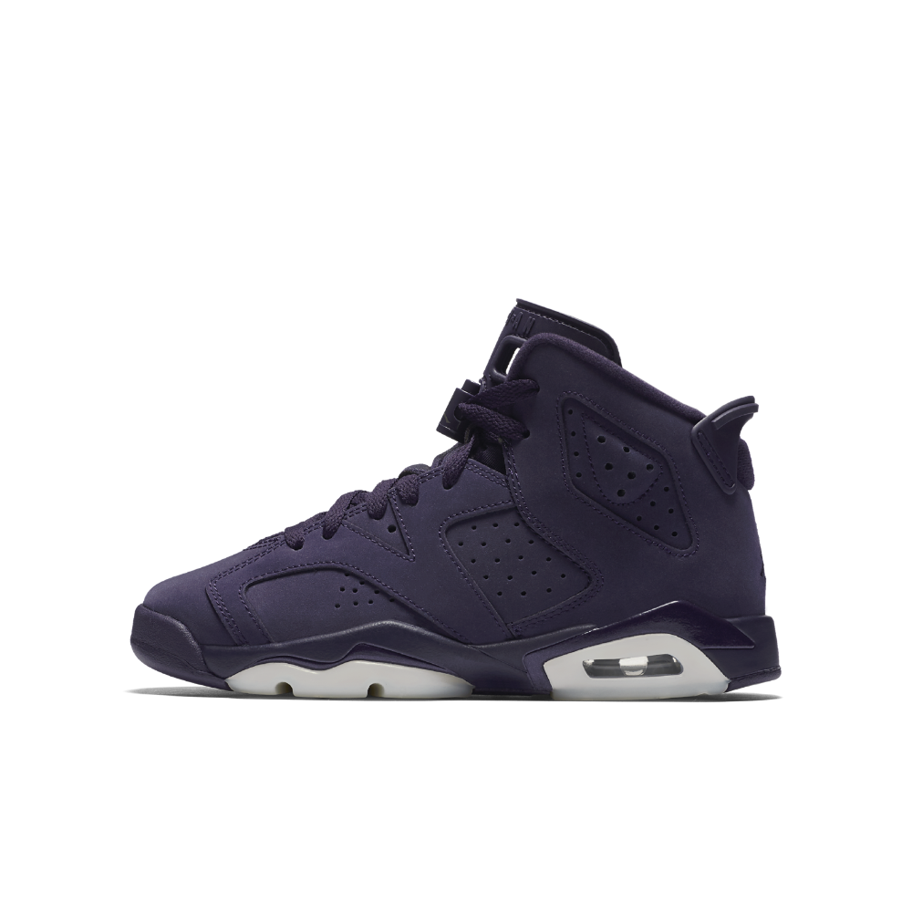 Air Jordan Retro 6 Big Kids  Shoe e54615c8d0e6