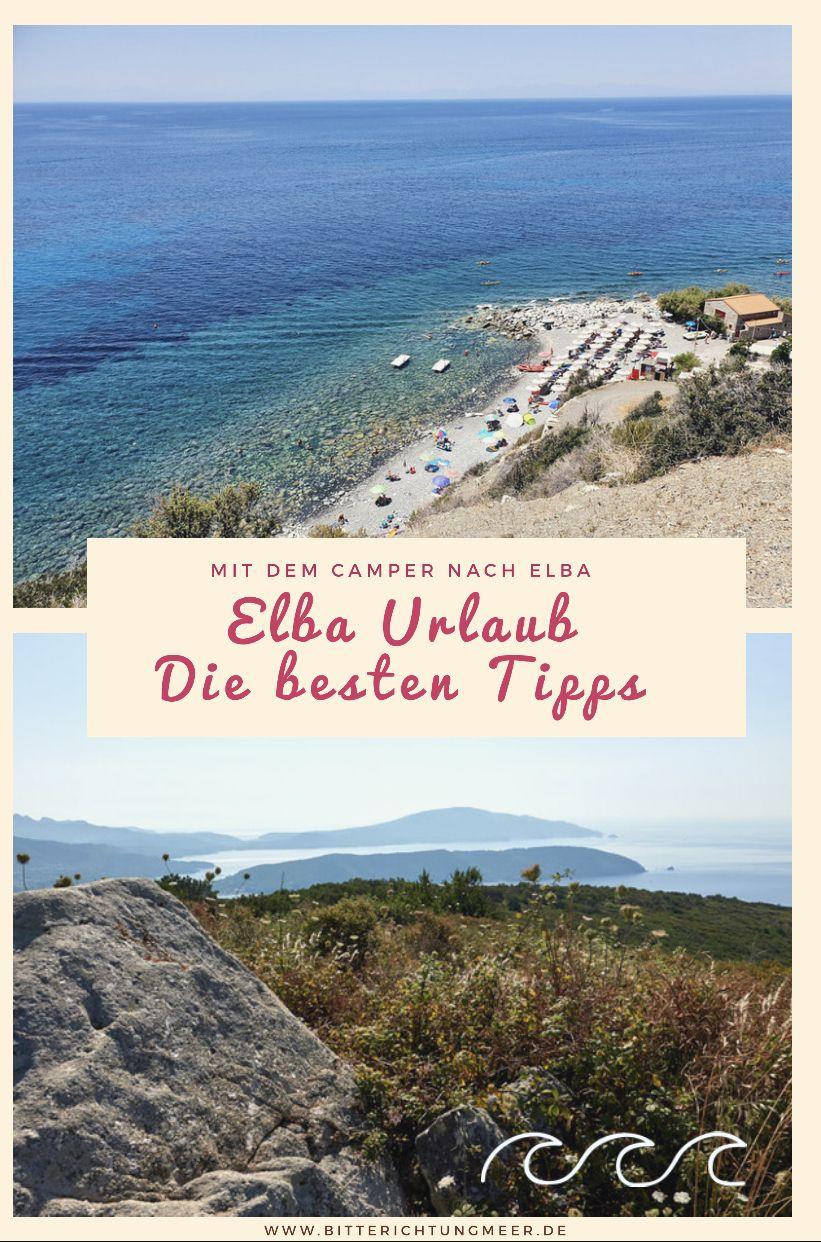 Elba Ist Eine Kleine Paradiesische Insel In Italien Und Gehort Zur