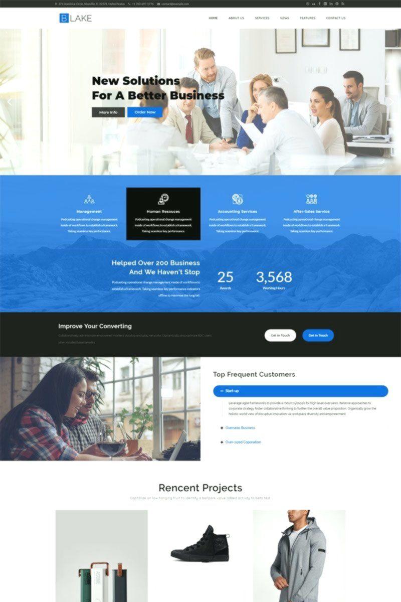 Insurance Website Design Google Luxcorp Insurance Agency Joomla