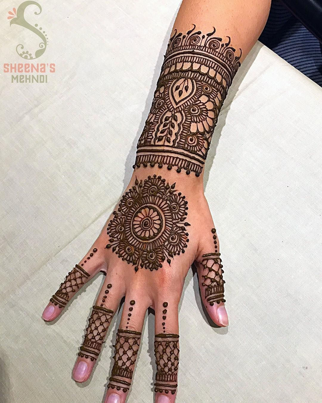 Henna Tattoo Kits Ireland: Engagement Mehndi For Chandni Ganatra In From October In