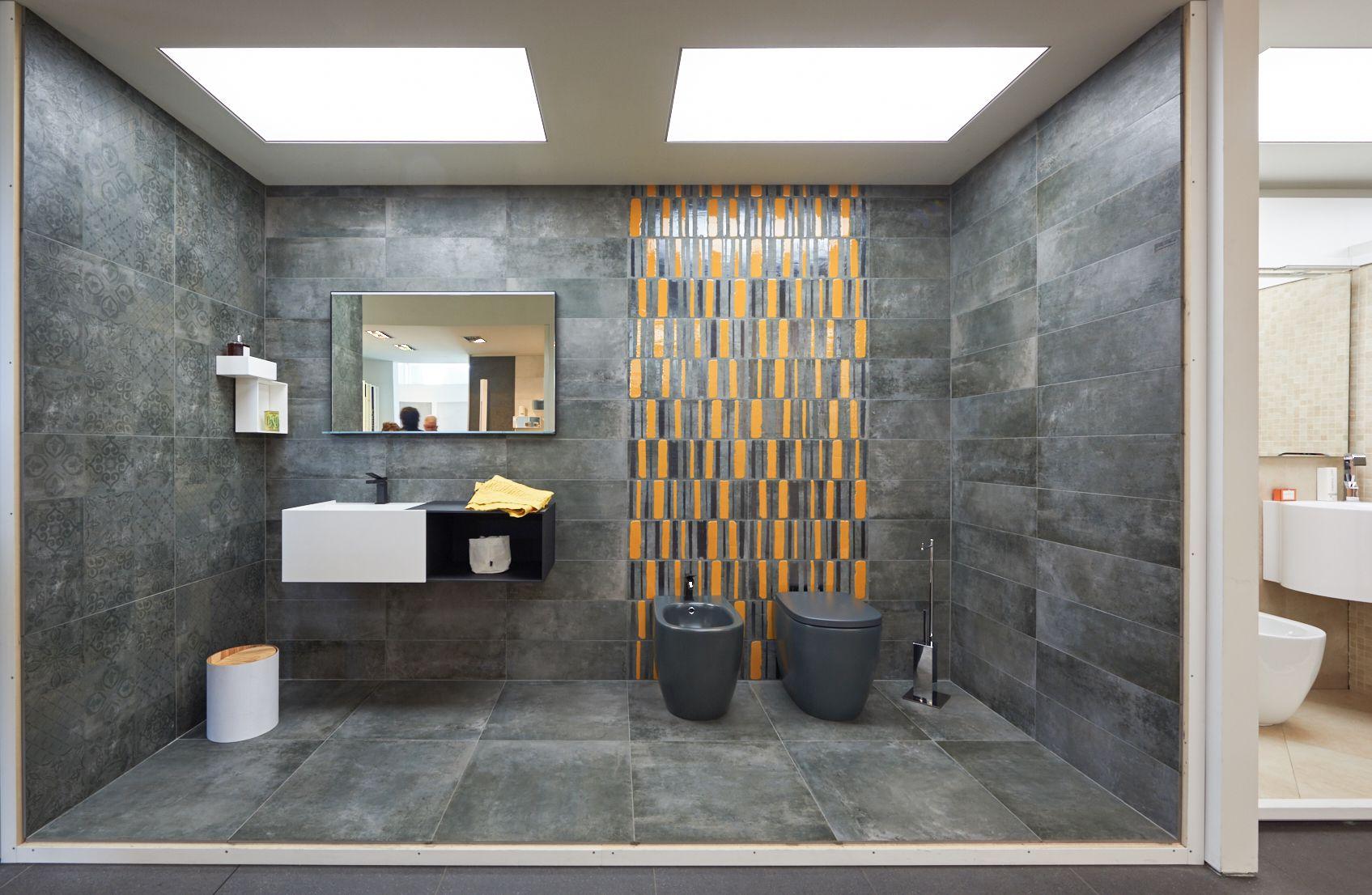 il bagno completo nel 2020 Arredamento bagno, Bagni