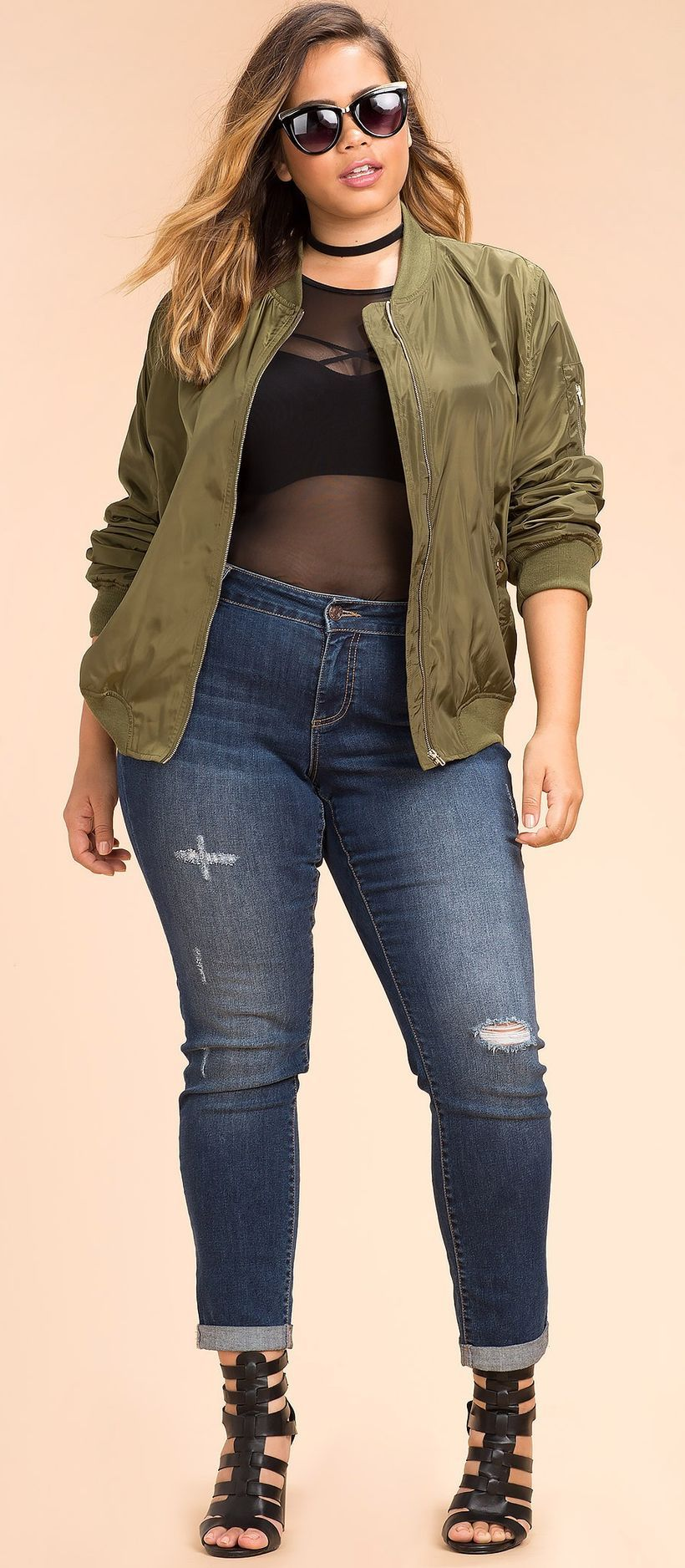 aec06ad15b3ff 130 Stylish Plus Size Outfits Ideas for Winter 2017 that You Must Try  https