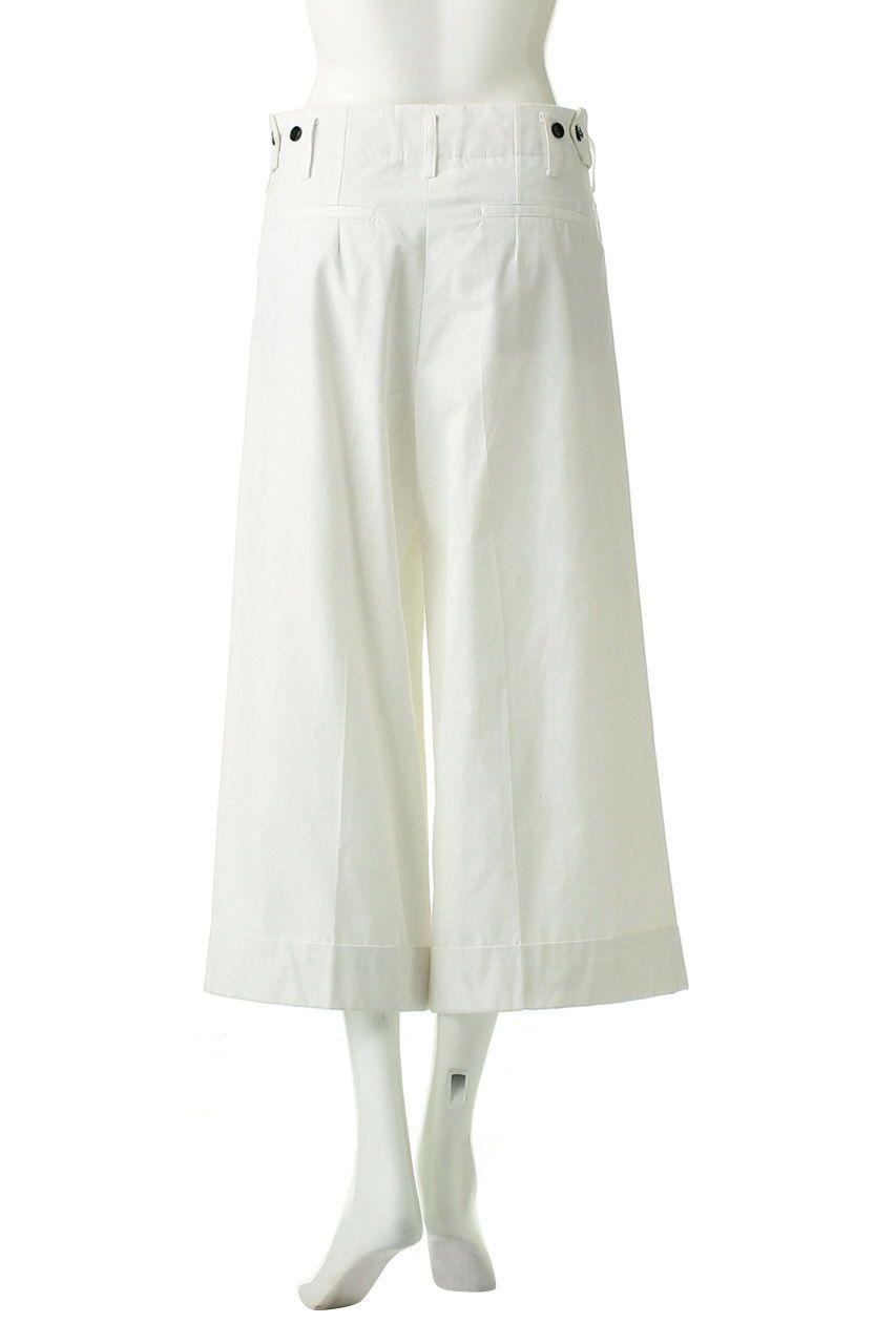 【ELLE SHOP】ANDREEA パンツホワイト|ゴールデン グース デラックス ブランド(GOLDEN GOOSE DELUXE BRAND)|エル・ショップ