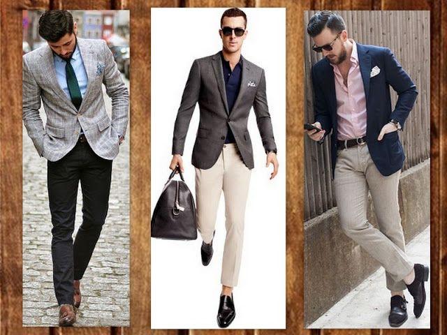 Asestilo Español Como Vestir Elegante Hombres Vestir