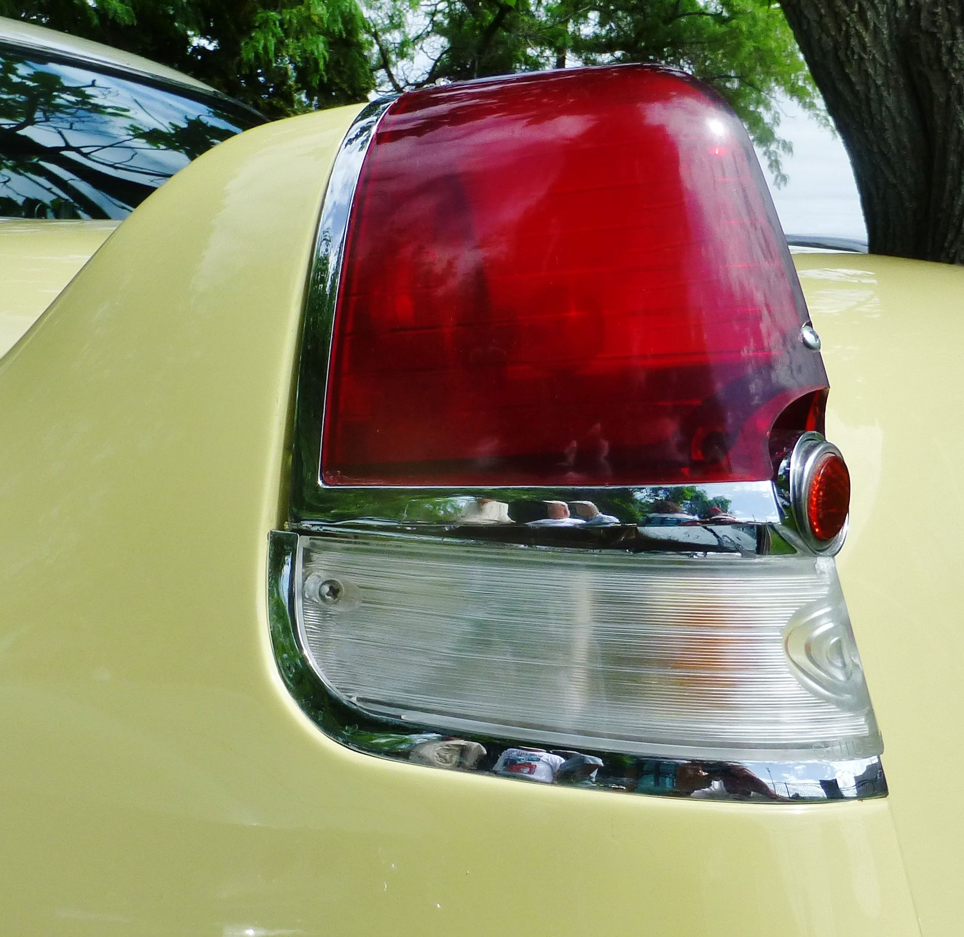 1955 Cadillac Coupe Deville Tail Fin Photography By David E Nelson 2017