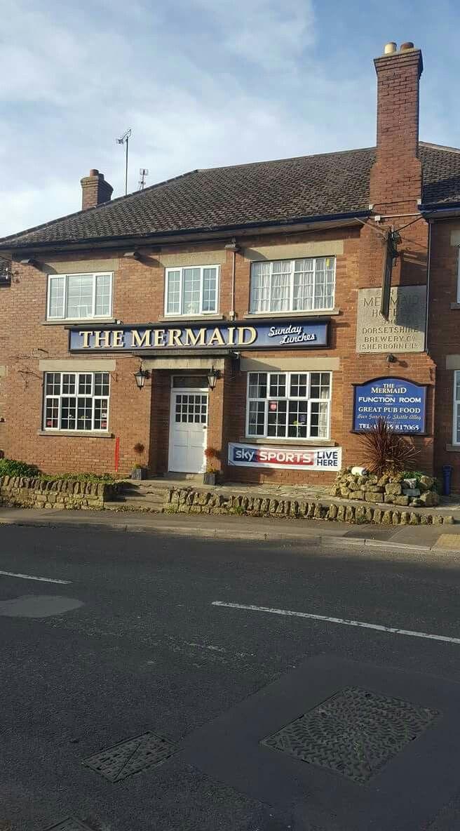 The Mermaid, Sherborne