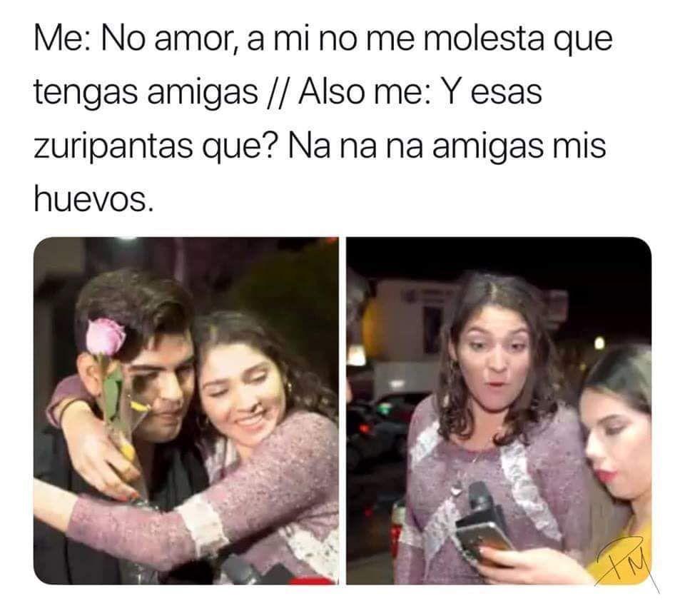 Memes Chistosos Graciosos Novio Amigas Meme En Espanol Meme New Memes Memes Funny Faces Memes En Espanol