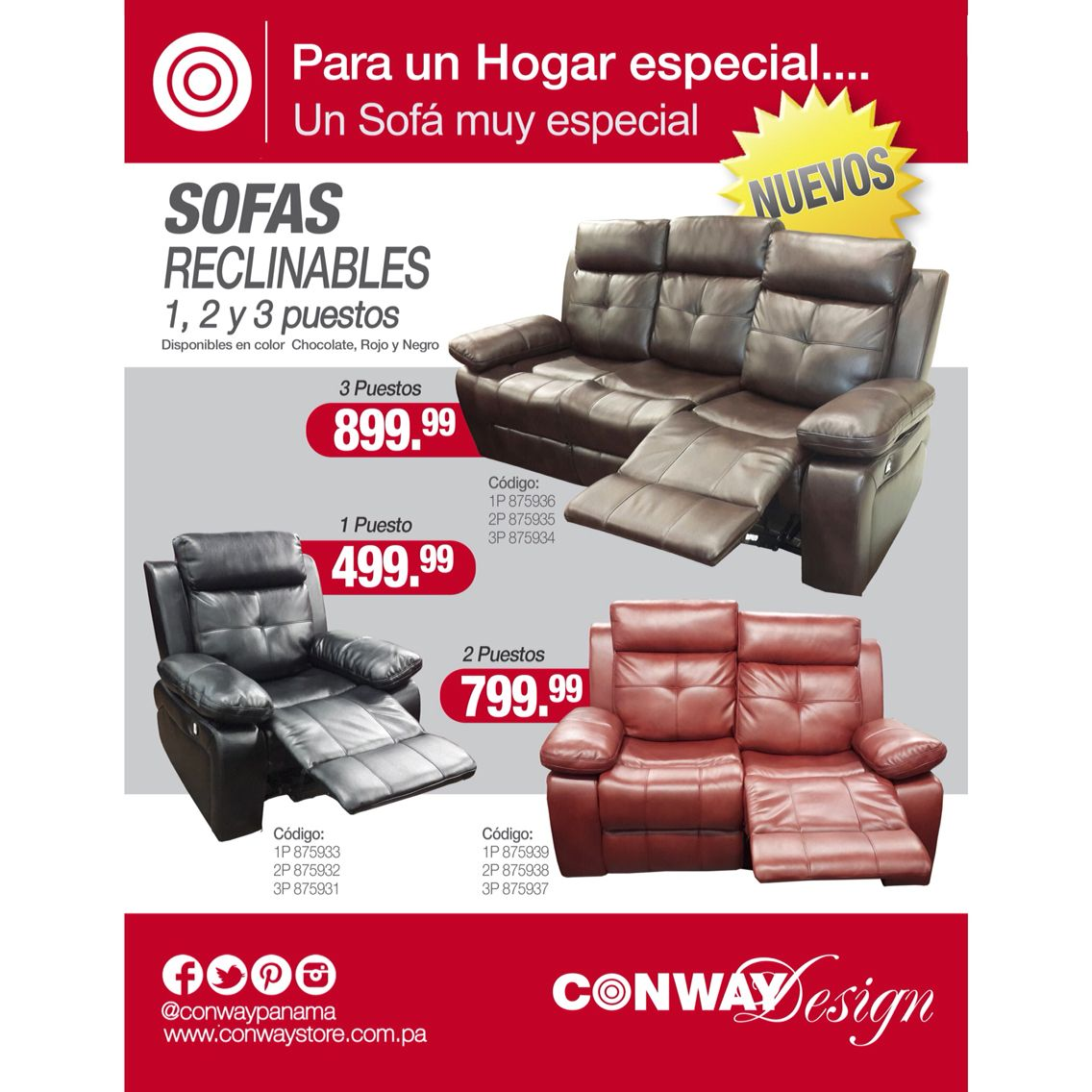 Hogar Muebles Furniture Panama Conwaydesign Conway Design  # Royal Door Muebles
