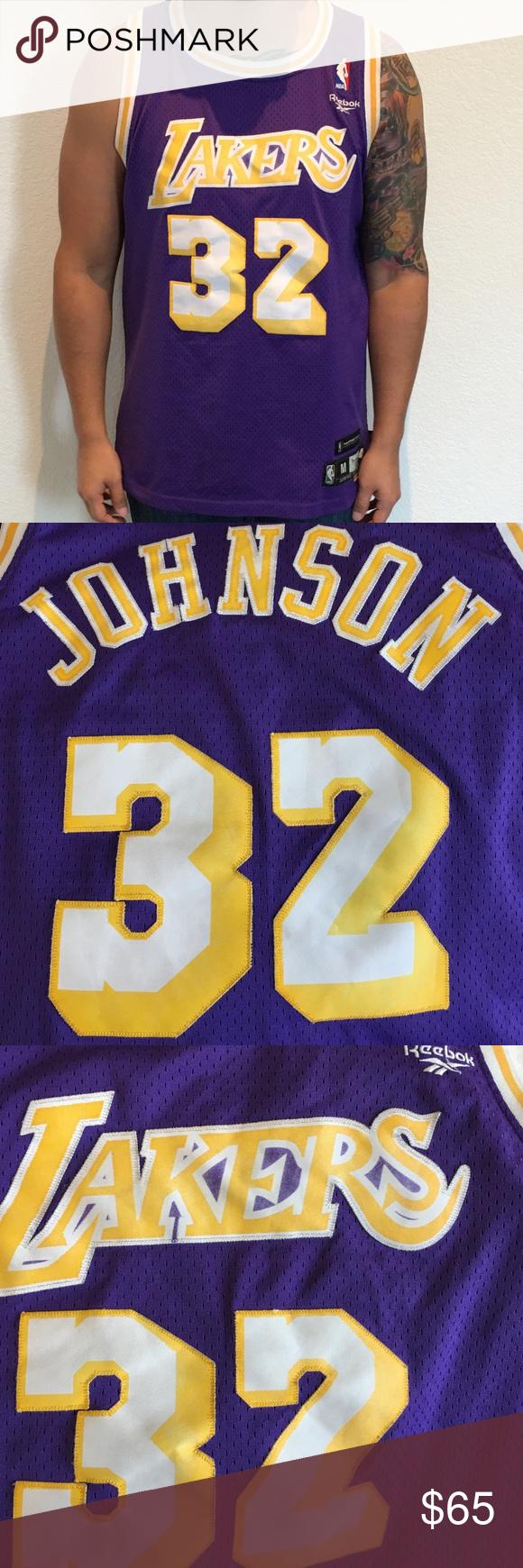 Los Angeles Lakers Magic Johnson Jersey Clothes Design Magic Johnson Fashion Tips
