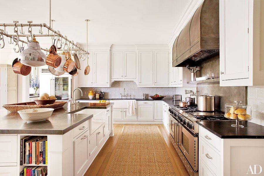 The Best Architectural Digest Kitchens Of 2014  Hamptons Kitchen Cool Small Kitchen Design Ideas 2014 Design Ideas