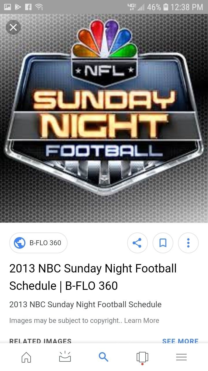 Pin by Amber Almeyda on sports Sunday night football