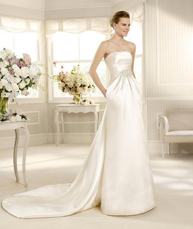La Sposa 2013 Bridal Collection via fashionbride.wordpress.com
