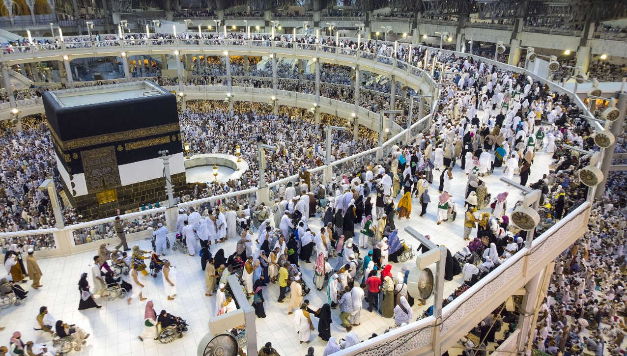 Pin by Book Umrah on Umrah Package How to perform hajj