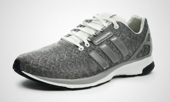 ef51f20a0684 adidas ZX Flux Zero Metallic Silver Nordic Pack Detailed Pictures ...
