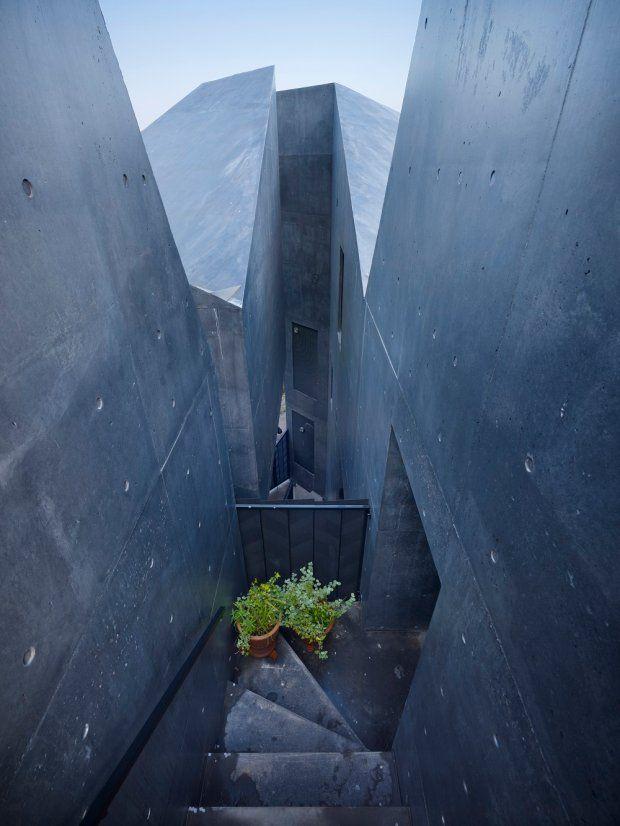 Pierwsza Nagroda Budynek Alp Apartment Complex W Akabane Nishi W