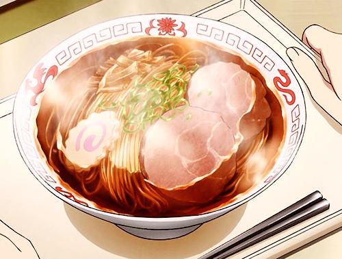 Ramen (Infinite Stratos) 料理 レシピ, キュートな料理, 料理イラスト