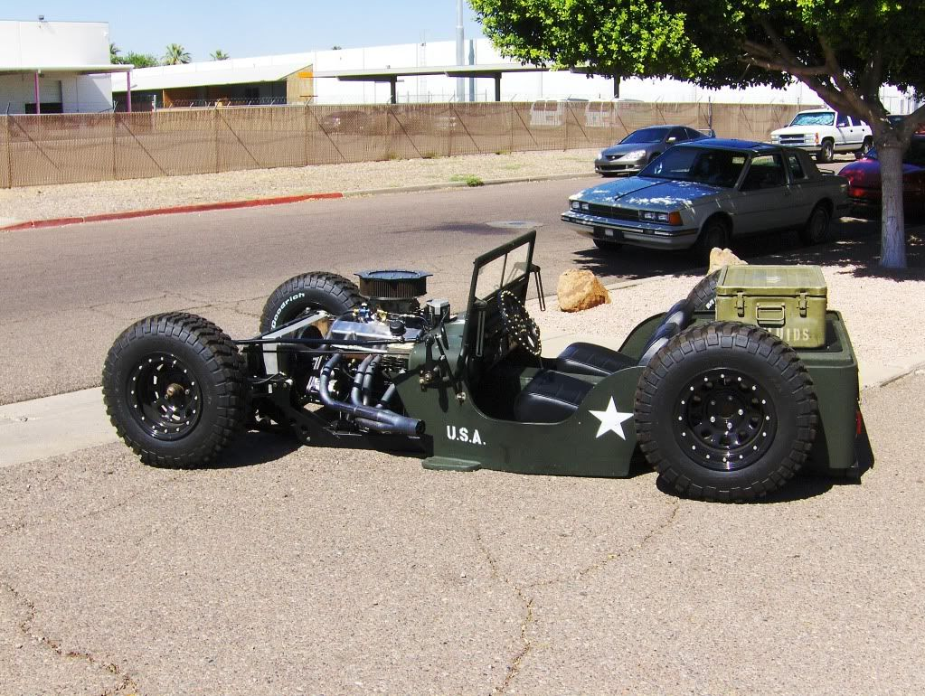 Hot Rod Jeep | Rats, Jeeps and Cars