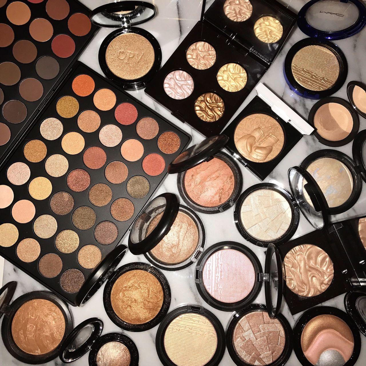 slave2beauty on instagram Makeup geek, Makeup brush set