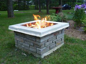 foyer au bois exterieur en pierre barbecue pinterest. Black Bedroom Furniture Sets. Home Design Ideas