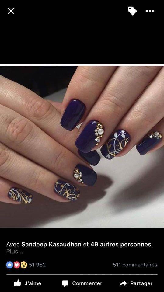Pin by priya hira on Pretty nails | Pinterest | Beauty style