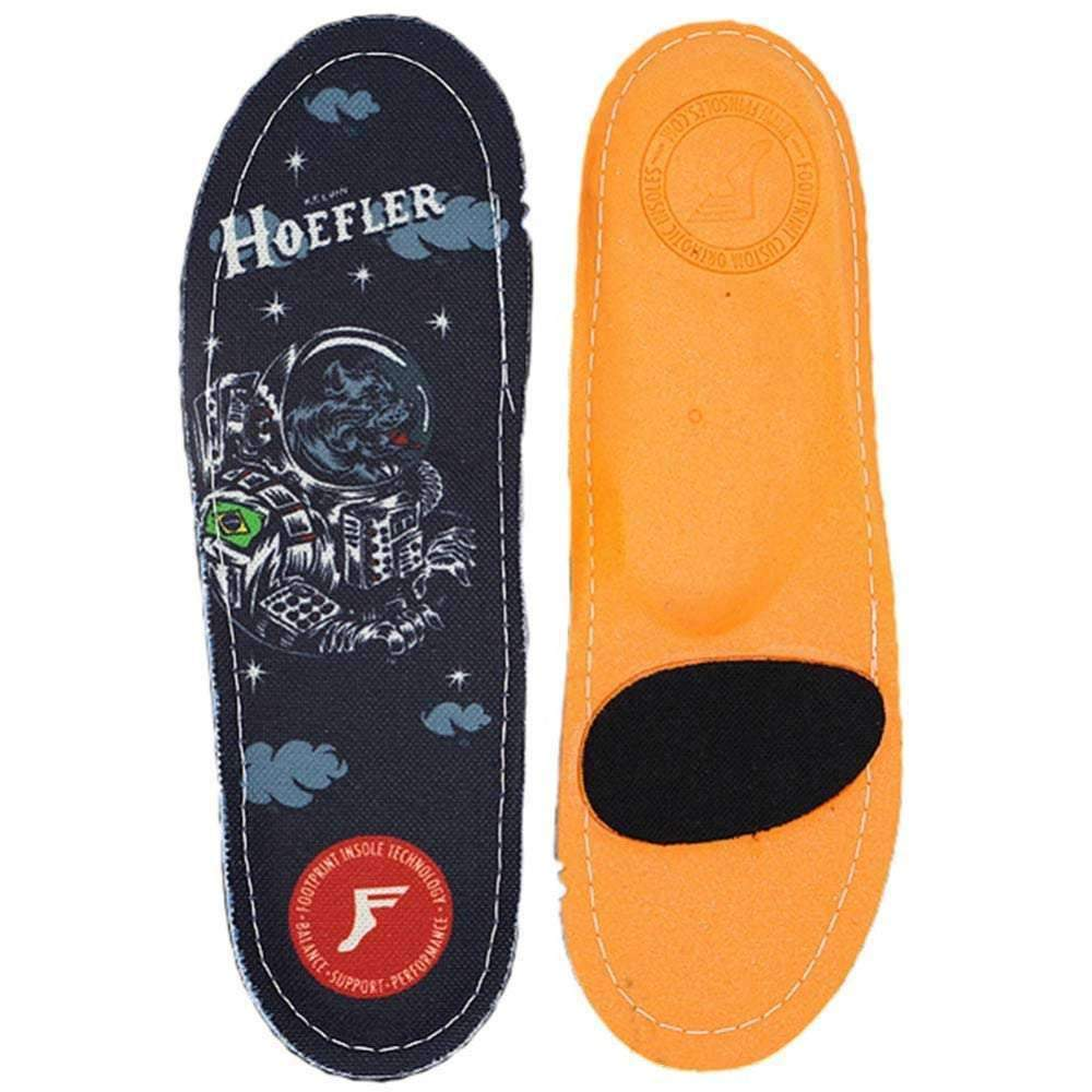 Orthotic Shoe Insoles Gamechanger Lite Footprint White Camo