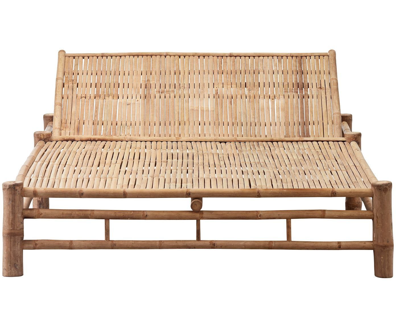 Bambus Daybed Mandisa Interesting Products Bamboo Furniture Sun