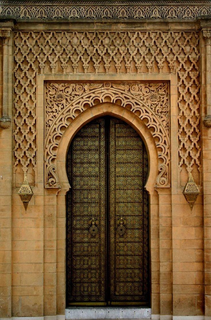 http://whitenoten.tumblr.com/image/114589795405 | Architecture ... for Moroccan Archway  111bof