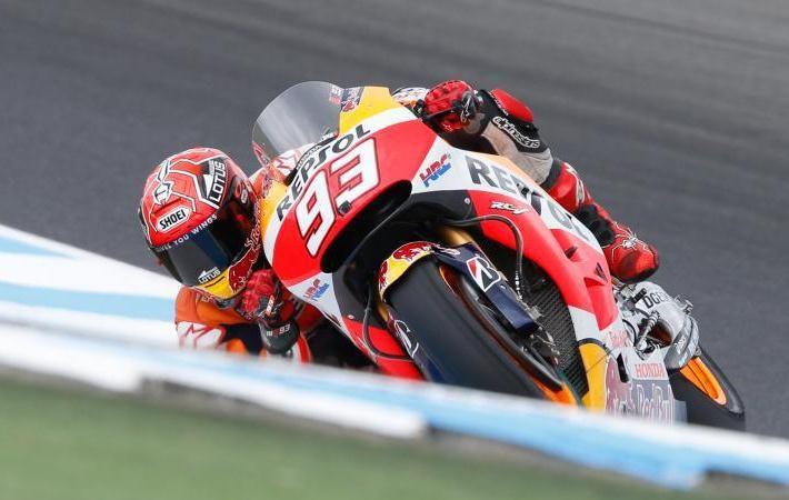 Hasil Kualifikasi Motogp Australia  Marquez Pole Position Di Phillip Island