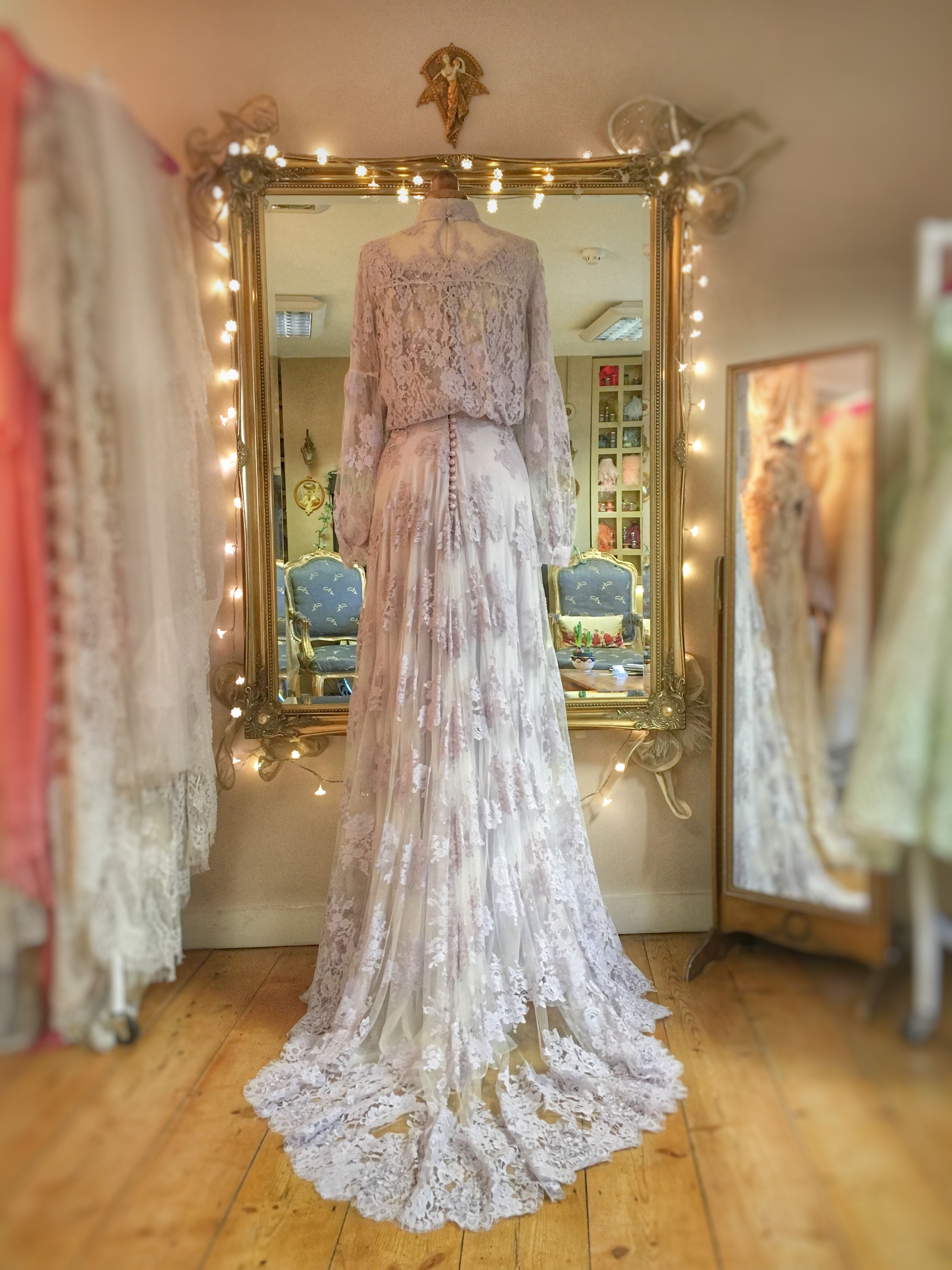 Informal Wedding Dresses On Maniquinne