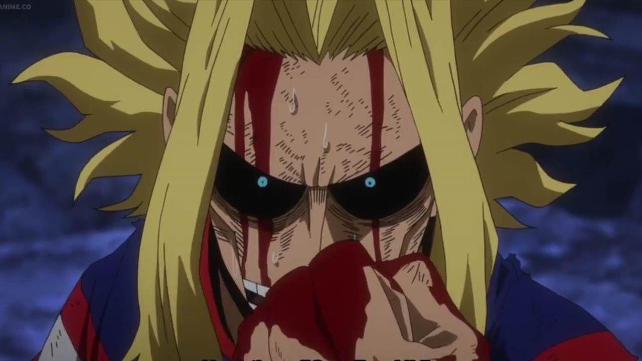 Boku No Hero Academia 3 Capítulo 11 Heroe Anime Temporadas