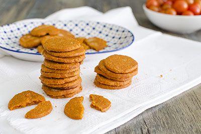 Receta de galletas de tomate para Mycook