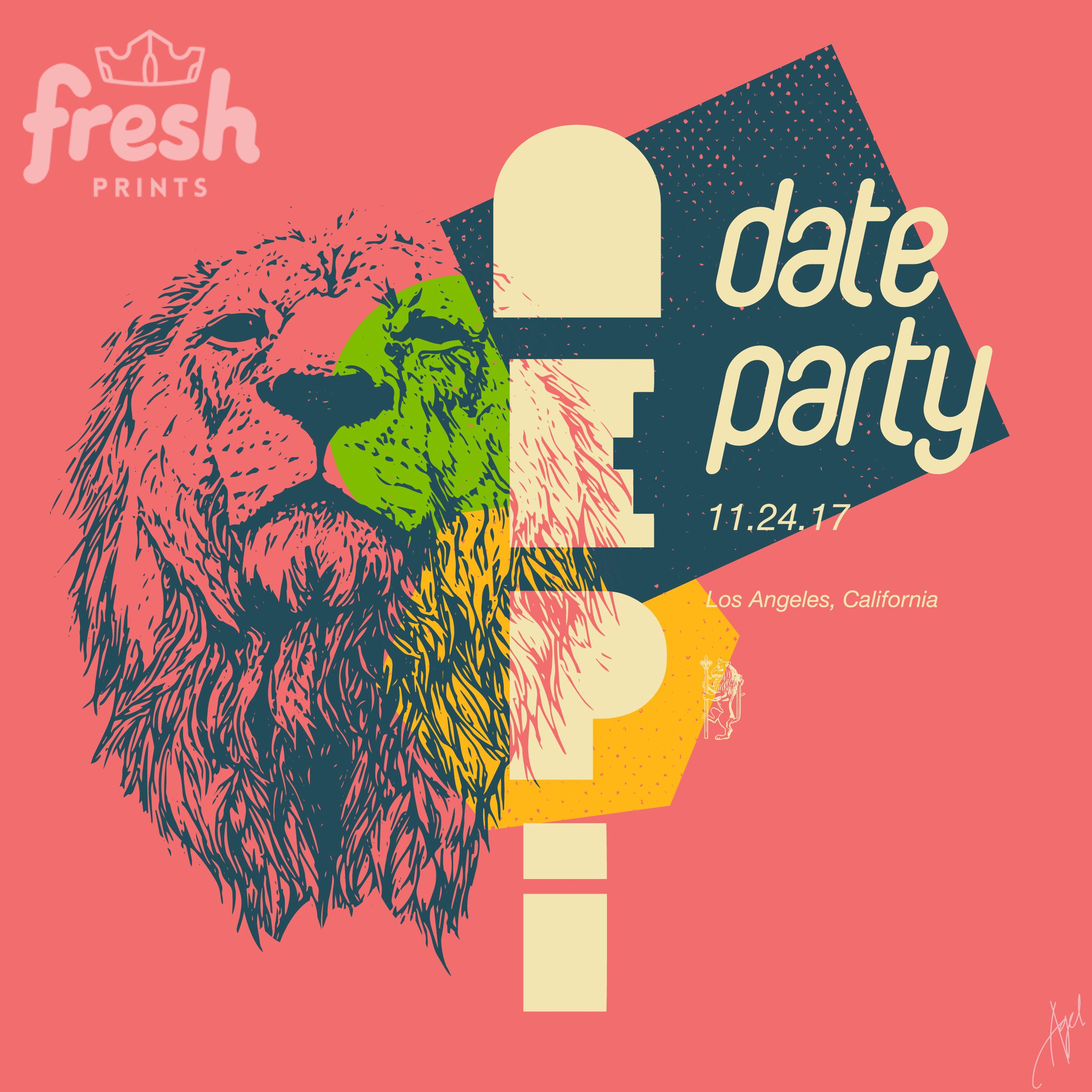 what is a date party