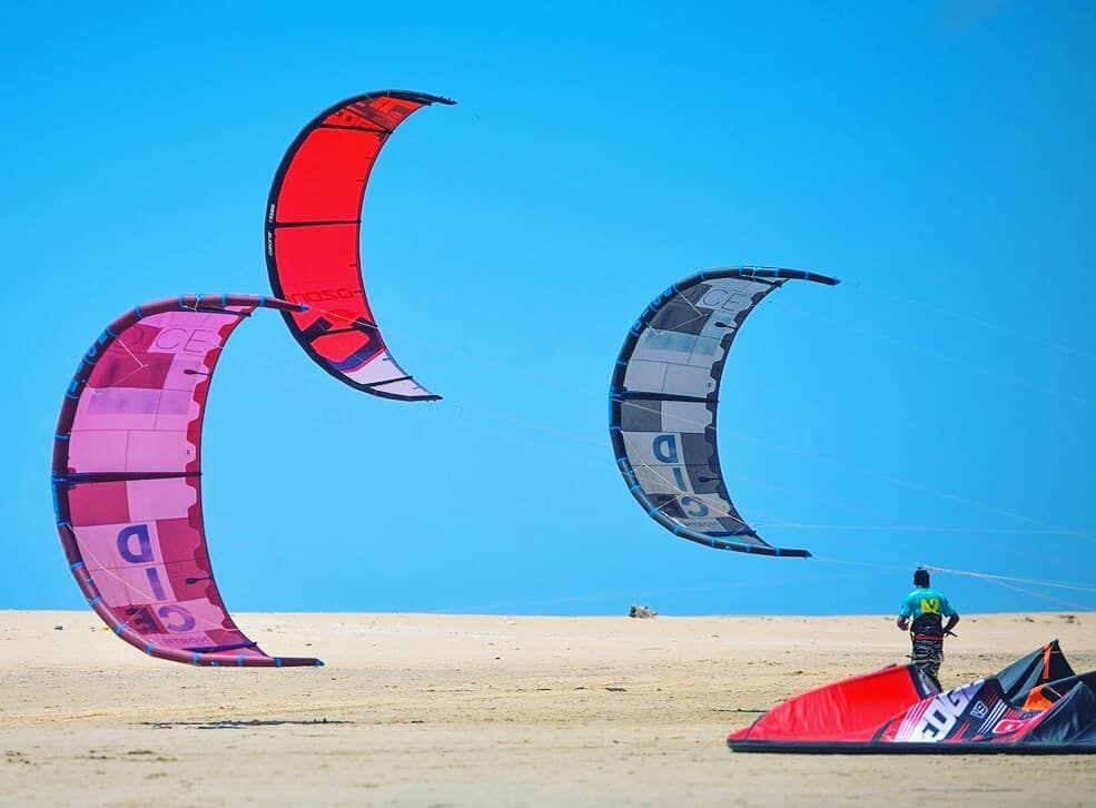 Kitesurfing – Atifco