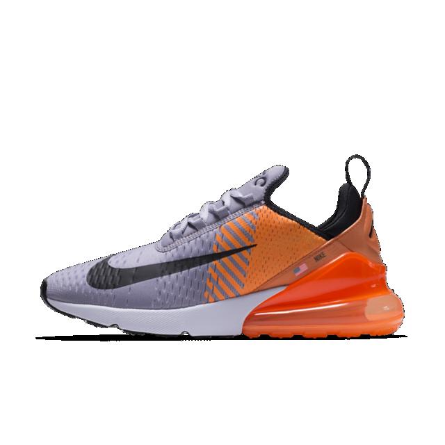 reputable site 6176f 9aa82 Nike Air Max 270 Premium iD Men s Shoe