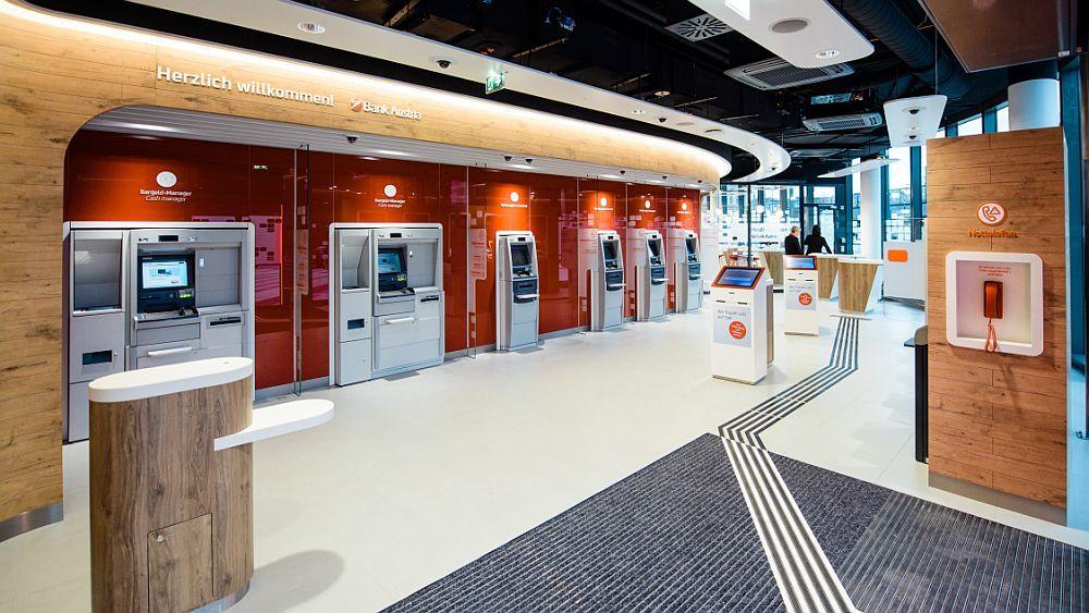 Serie Banking 2.0 Spendierhosen für Flagships und