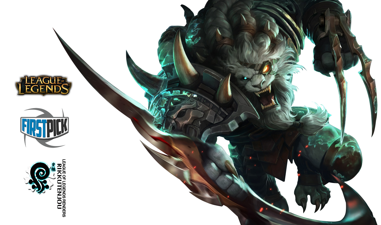 Rengar render league of legends by rikkutenjouss arts for rengar render league of legends by rikkutenjouss voltagebd Choice Image