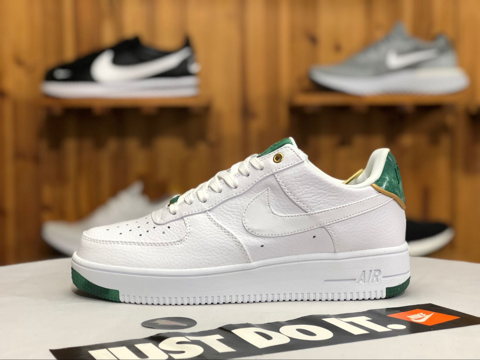 Where to buy Nike Air Force 1 Ultra Jade White Green 919521