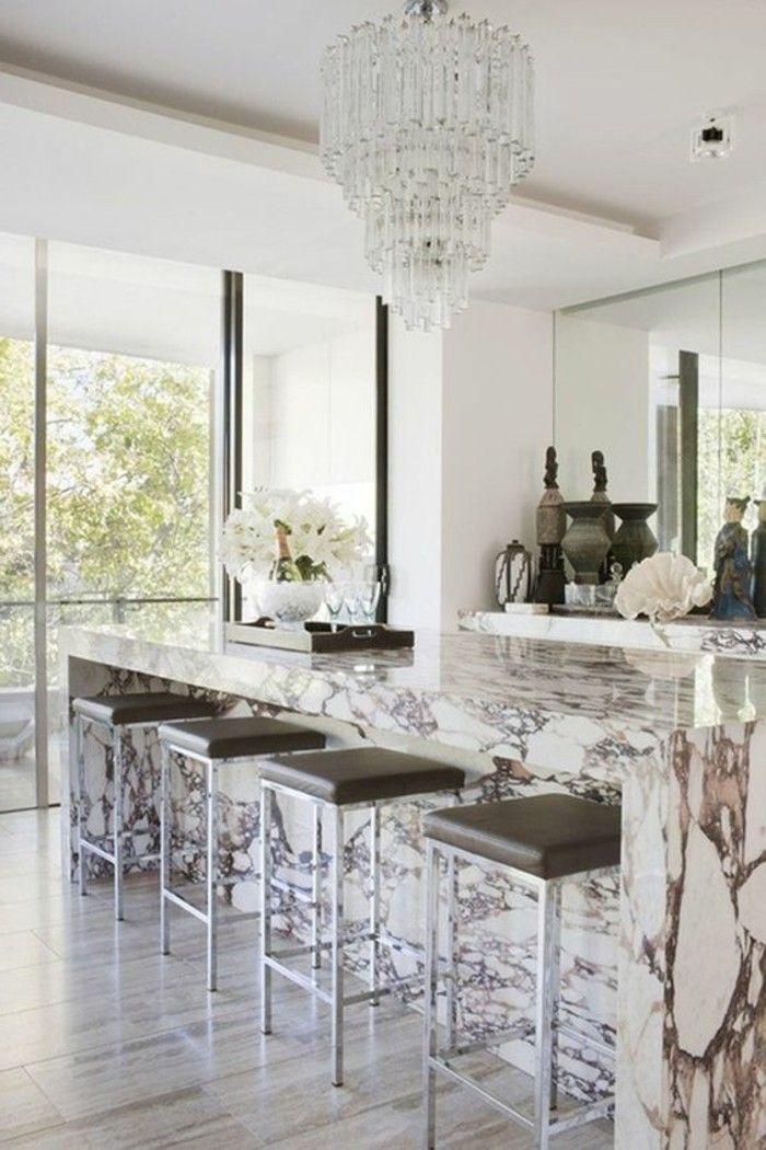Lovely Marmor Arbeitsplatte Kronleuchter Elegant Design Inspirations