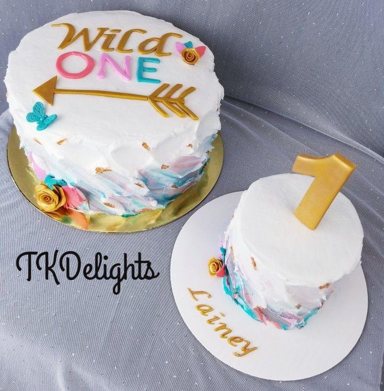 wild one cake ideas girl