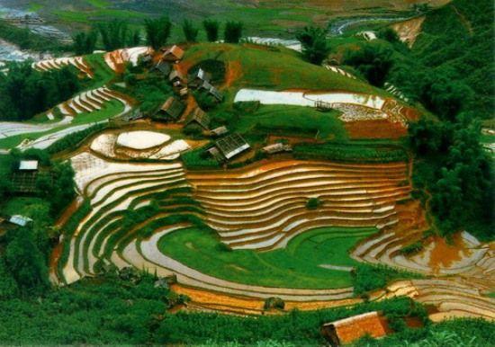 Sapa, Vietnam. http://www.vktour.com