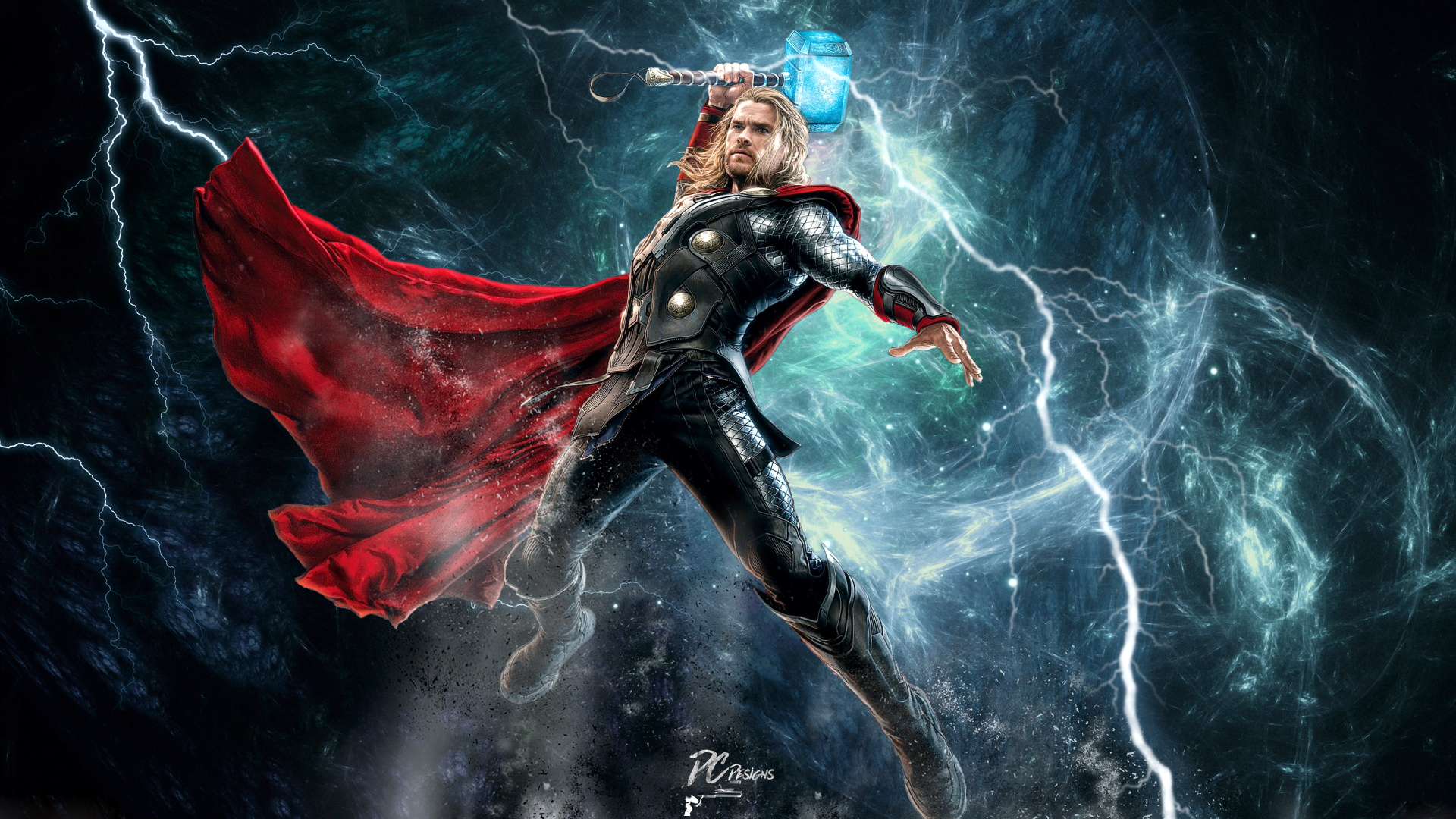 Thor Hd Wallpapers Backgrounds Wallpaper Heroes Villains